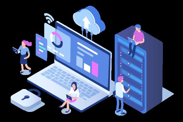 ada webhosting illustration