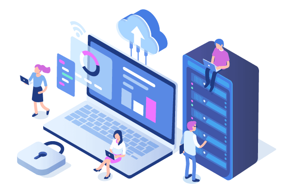 ada webhosting illustration