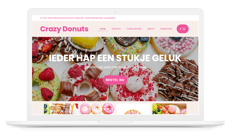 crazy donuts nederlands